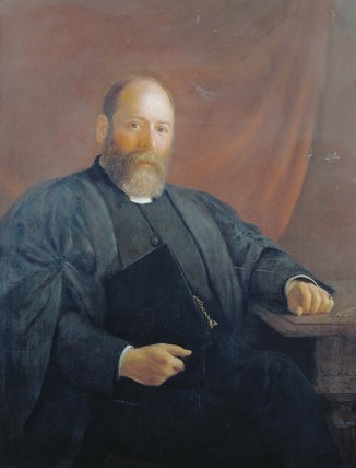 The Reverend J. Henry Smith