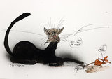 The Ralph Steadman Book of Cats