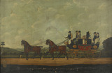 The London to Dartford Stage Coach; 1813