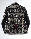 Pearly kings jacket; 1901-1940