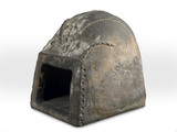Post-Medieval Iron bread oven; 1501-1600