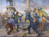 History Painting; 1993- 1994