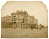 The east wing of Buckingham Palace; 1854-1860