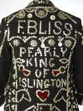 Pearly King suit decorated with pearl buttons: c.1901 - 1940