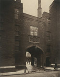 Lincoln's Inn Gateway: 1876