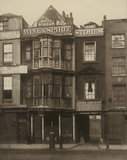 The Sir Paul Pindar Bishopsgate Street: 1878
