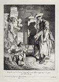 Twelve Cries of London Done from the Life: 1760