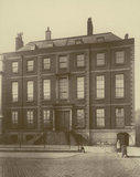 Lincoln's Inn Fields, Newcastle House: 1882