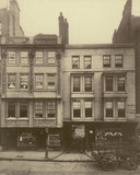An old house, Aldgate: 1883