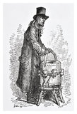 Lemonade Vendor: 1872