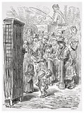 Punch and Judy: 1872