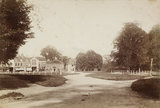 The Green at Southgate, c. 1870.