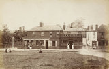Shops by The Green, Winchmore Hill, c.1870