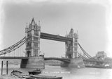 Tower Bridge, c. 1905
