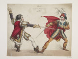 West's Combat in Richard III: 1818