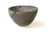 Decorated ceramic bowl: Neolithic