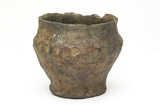 Iron age ceramic jar