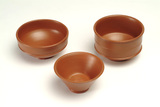 Replica samian cups and bowls