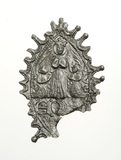 Pilgrim badge:15th century