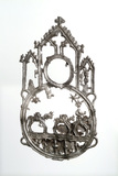 Three kings pilgrim badge: 15th century
