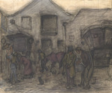 The Cab Yard Evening: 1906-1915