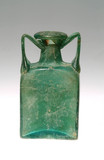 Prismatic rectangular bottle: Roman