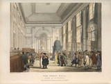The Great Hall, Bank of England: 1808-1810