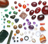 Selection of gems from the Cheapside hoard