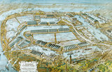 Surrey Commercial Docks: 1906