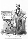 Doctor Bokanky, the street herbalist: 19th century
