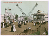 The Flip - Flap, Franco - British Exhibition in London: 1908