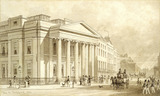 New College of Physicians Pall Mall East: 1827