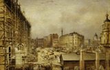 The Construction of the Charing Cross Station Hotel: 19th century