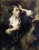 Sir John Martin-Harvey as 'Hamlet': 1916
