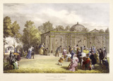 Zoological Gardens, Regents Park: 1835