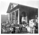 St. Paul's Church and Covent Garden market: 20th century
