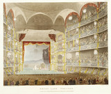 Drury Lane theatre: 1808