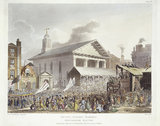 Covent Garden Market, Westminster Election: 1803