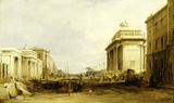 Hyde Park Corner and Constitution Arch: 19th century
