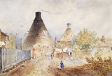 Tile Kilns in Maiden Lane: 1838