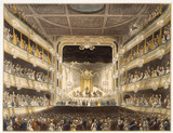 Covent Garden Theatre: 1808
