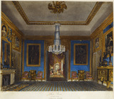Ante Room (looking north) Carlton House: 1818
