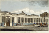Carlton House, the Prince Regent's Palace, Pall Mall: 1813