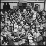 Infant pupils at George Tomlinson School, Southall: 1978