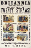 Twenty Straws!: 19th century