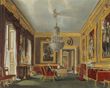 The West Ante Room, Carlton House: 1819