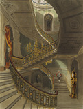 Gallery of the Staircase, Carlton House: 1819