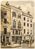 No. 26 South Audley Street, Mayfair: 1862