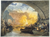 The Great Fire of London: 1799