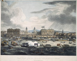 Funeral Procession of the late Lord Viscount Nelson from Greenwich to Whitehall: 1808